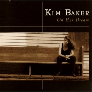 Kim Baker - On Her Dream - Cover Image